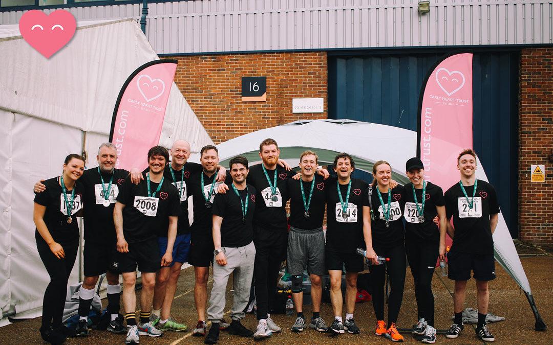 Paddock Wood Half Marathon… DONE!