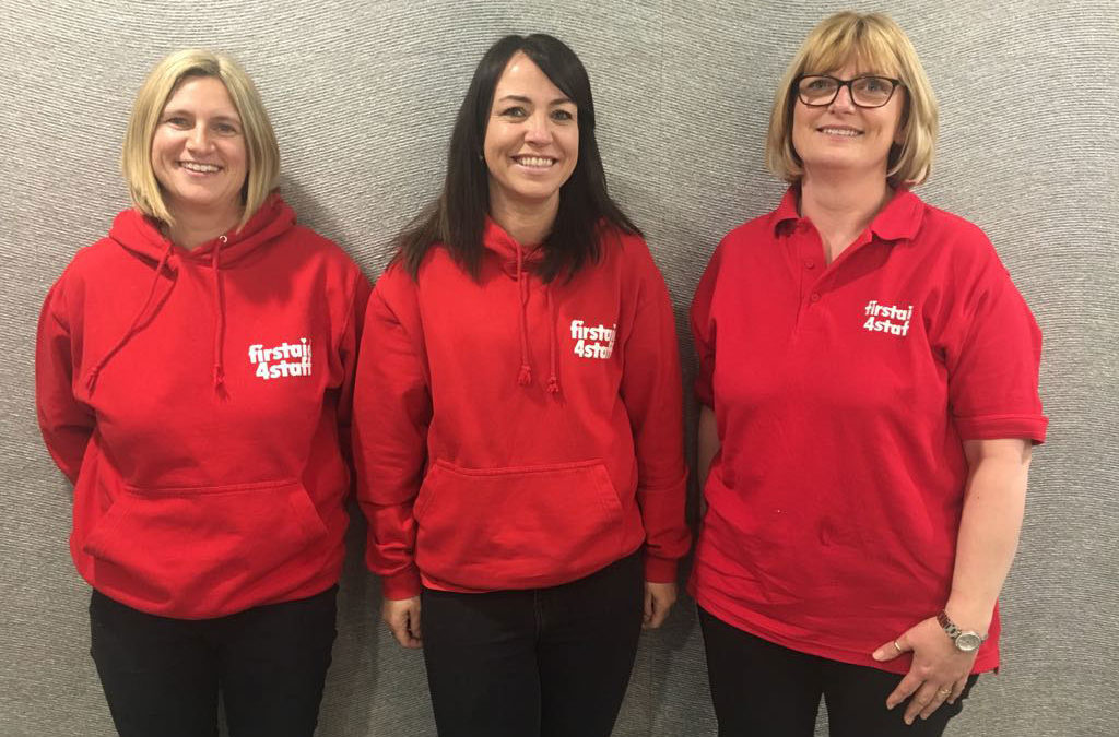 Carly Heart Trust team up with Firstaid 4 Staff!